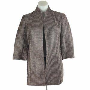 Ming Wang Heritage Fit Womens Blazer Jacket
